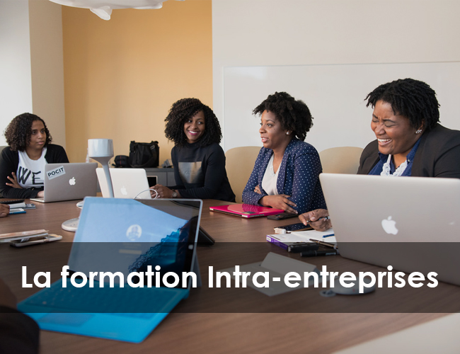 Une solution de formation Intra-entreprise sur mesure qui cible 100% de vos besoins - Au Maroc - En Afrique - Rabat - Casablanca