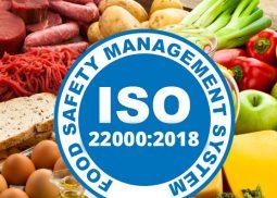 Certification et Fomation en ISO 22000 V 2018 au Maroc, en Afrique, Casablanca, Ouagadougou
